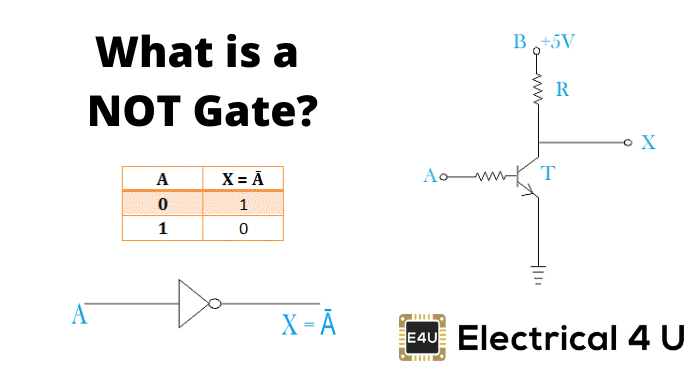 What Is A Not Gate