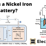 Nickel Iron Battery or Edison Battery Working and Characteristics