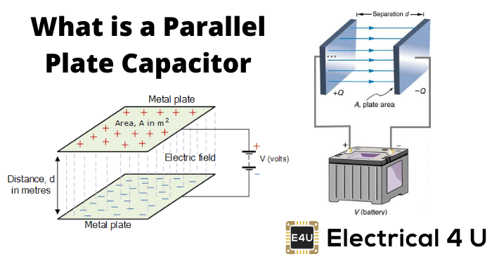 What Is A Parallel Plate Capacitor