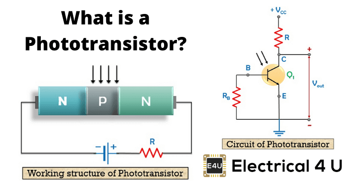 What Is A Phototransistor