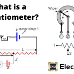 Potentiometer: Definition, Types, And Working Principle