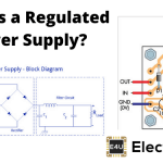 Regulated Power Supply: Circuit Diagram & Types