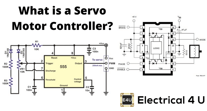 What Is A Servo Motor Controller