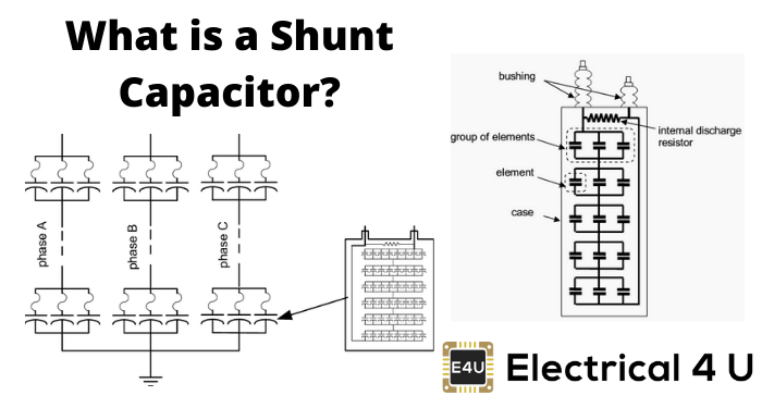 What Is A Shunt Capacitor