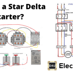 Star Delta Starter: Circuit Diagram, Working Principle & Theory