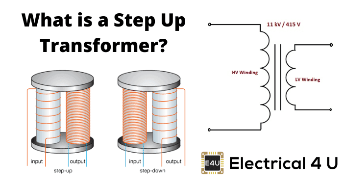 What Is A Step Up Transformer