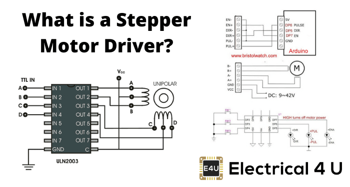 What Is A Stepper Motor Driver