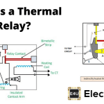 Thermal Relay Working Principle Construction of Thermal Overload Relay
