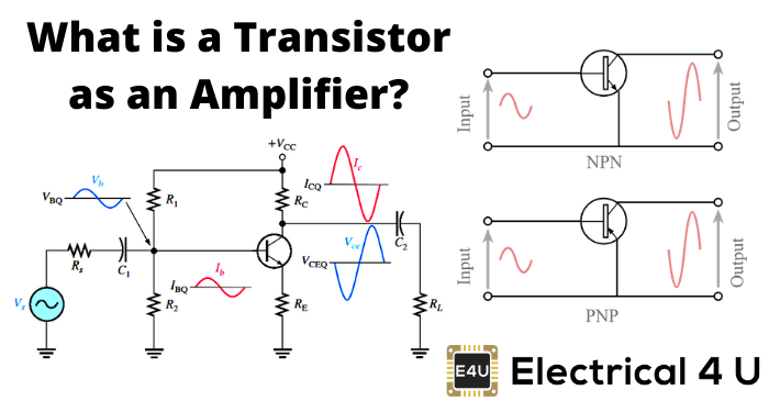 What Is A Transistor As An Amplifier