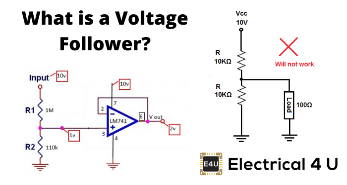 What Is A Voltage Follower