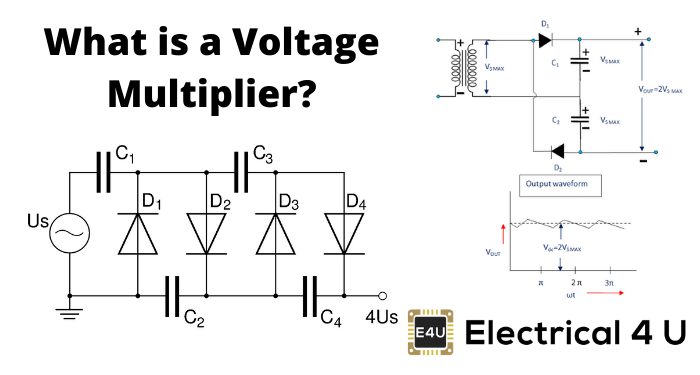 What Is A Voltage Multiplier