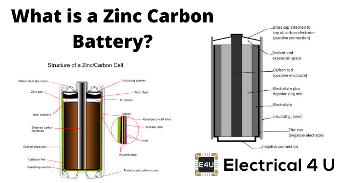What Is A Zinc Carbon Battery