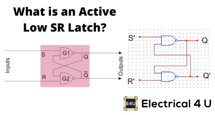 What Is An Active Low Sr Latch