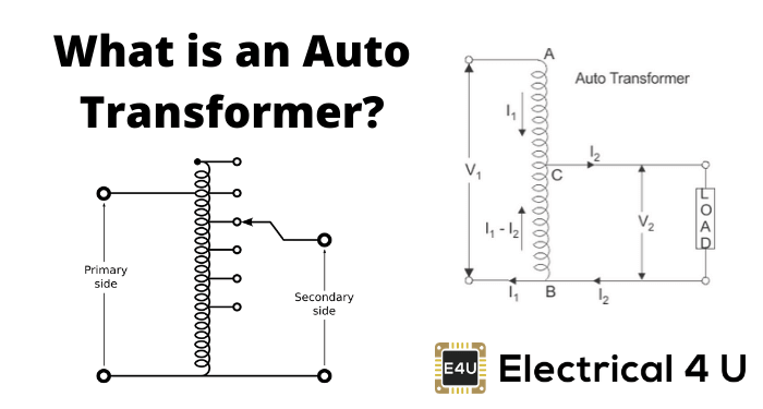 autotransformer  what is it   definition  theory  u0026 diagram