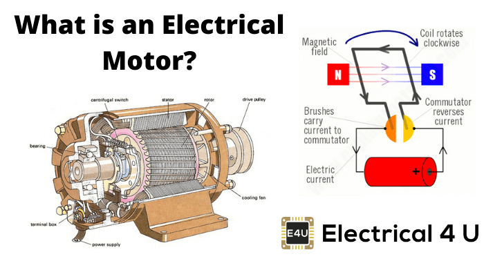 What Is An Electrical Motor