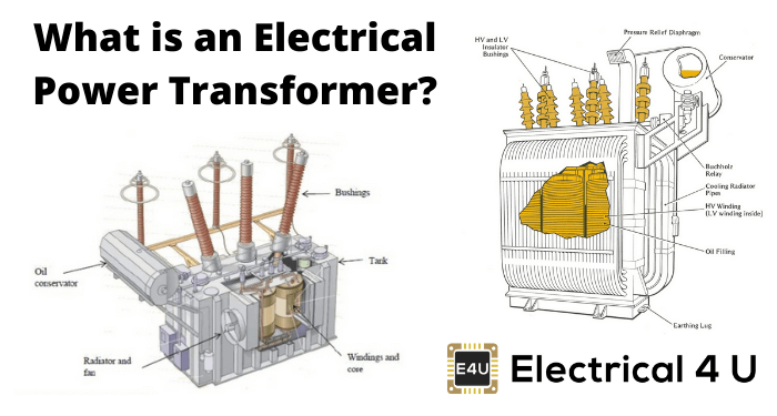 What Is An Electrical Power Transformer