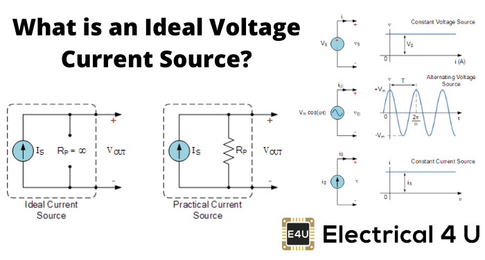 What Is An Ideal Voltage Current Source