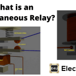 Instantaneous Relay