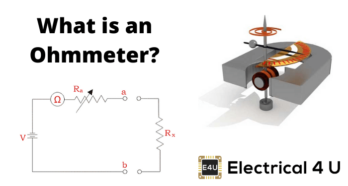 What Is An Ohmmeter