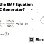 EMF Equation of DC Generator