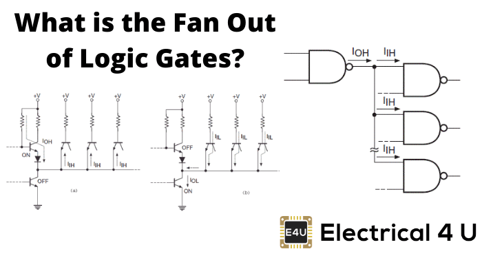 What Is The Fan Out Of Logic Gates