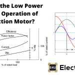 Low Power Factor Operation of Induction Motor