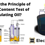 Principle of Water Content Test of Insulating Oil