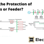 Protection of Lines or Feeder