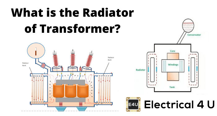 What Is The Radiator Of Transformer