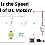 Speed Control of DC Motor (Shunt, Series, and Compound)