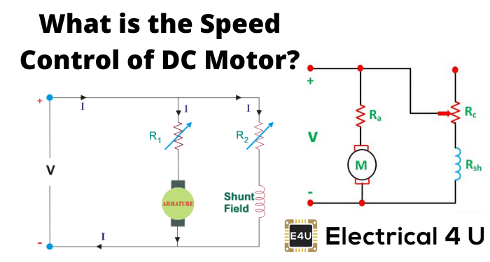 What Is The Speed Control Of Dc Motor