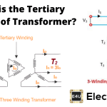 Tertiary Winding of Transformer | Three Winding Transformer