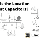 Location of Shunt Capacitors