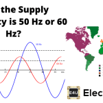 Why Supply Frequency is 50 Hz or 60 Hz?