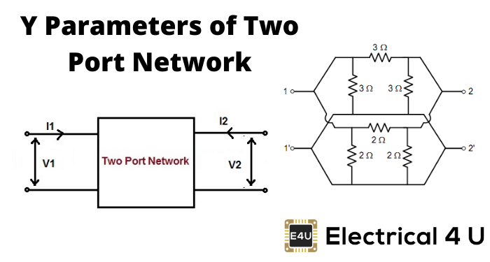 How To Find Y Parameters of Two Port Network (Examples)