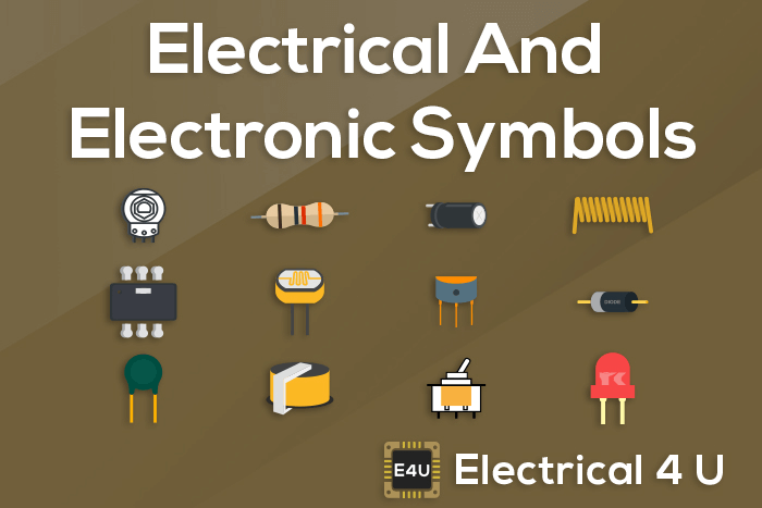 Electrical And Electronic Symbols | Electrical4U on