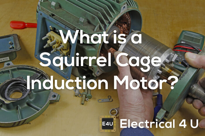 What is a Squirrel Cage Induction Motor