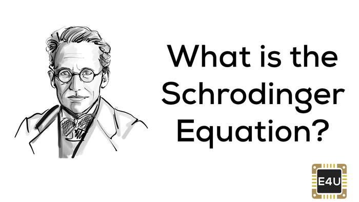 Schrödinger Wave Equation: Derivation & Explanation